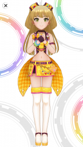 キラデコ☆パレード - 城ヶ崎莉嘉 -3D