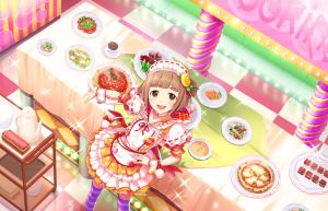 フード☆メイド - 喜多見柚+