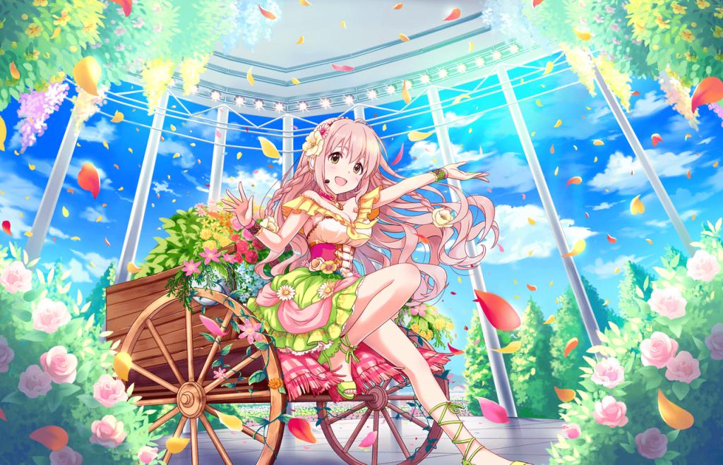 花園の春風 - 西園寺琴歌+