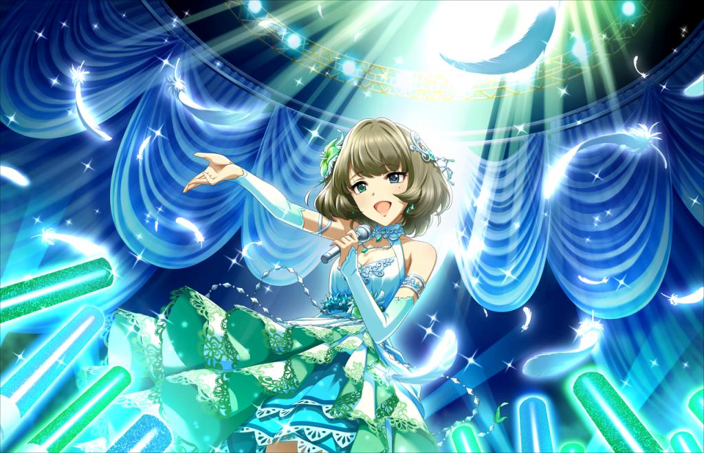 夜風の誘い - 高垣楓+
