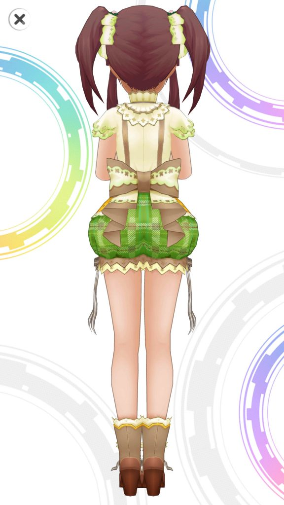 マイ・フェアリーテイル - 緒方智絵里 - 3D 衣装