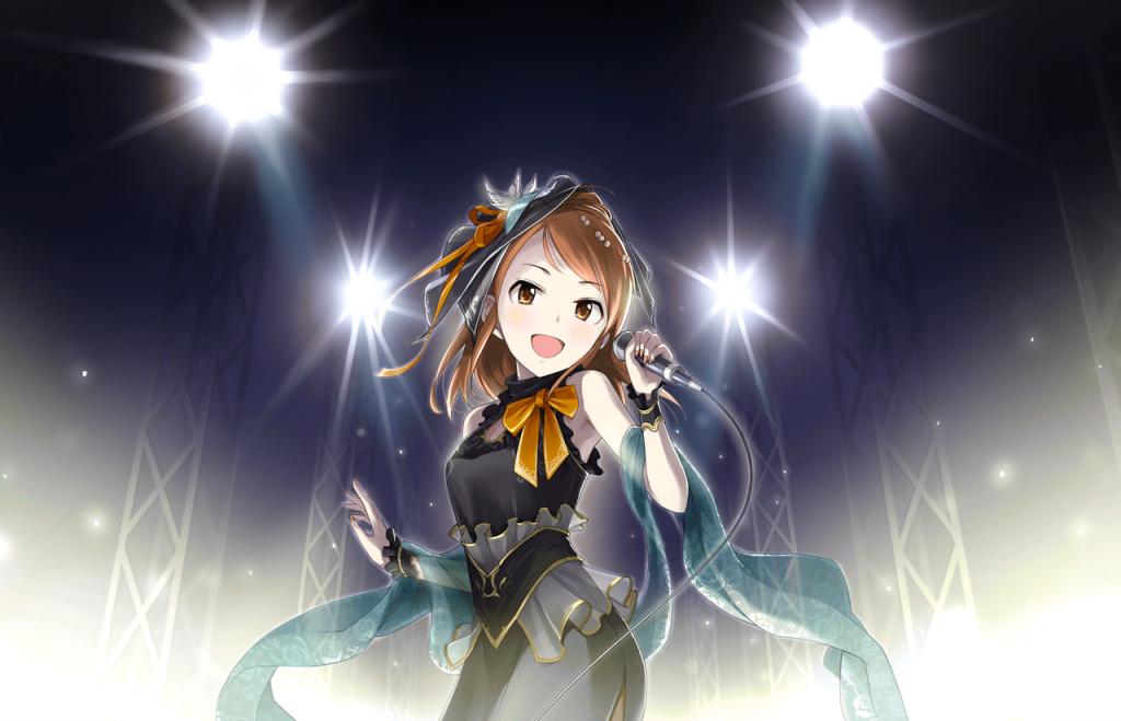 煌めきの乙女 - 北条加蓮+