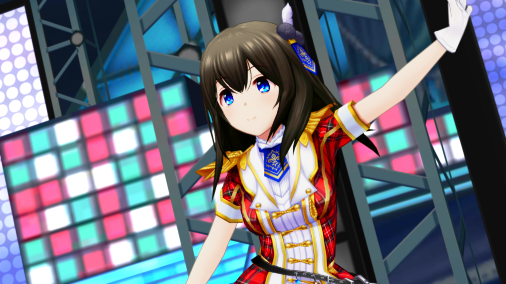 Near to You クールver - スクショ - 鷺沢文香