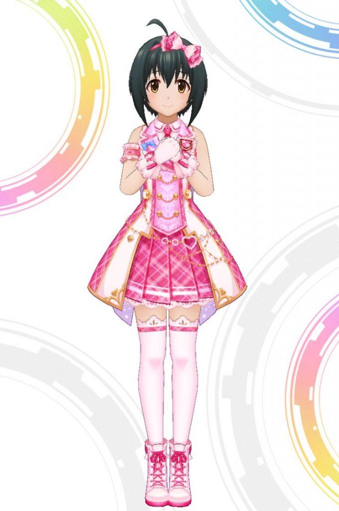 P.C.S - 小日向美穂 - 3D 衣装