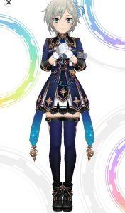 星巡る物語 - アナスタシア - 3D 衣装