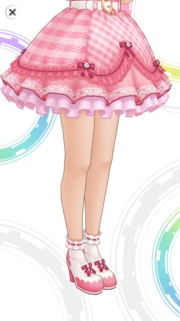 自称・スウィートヒロイン - 輿水幸子 - 3D 衣装