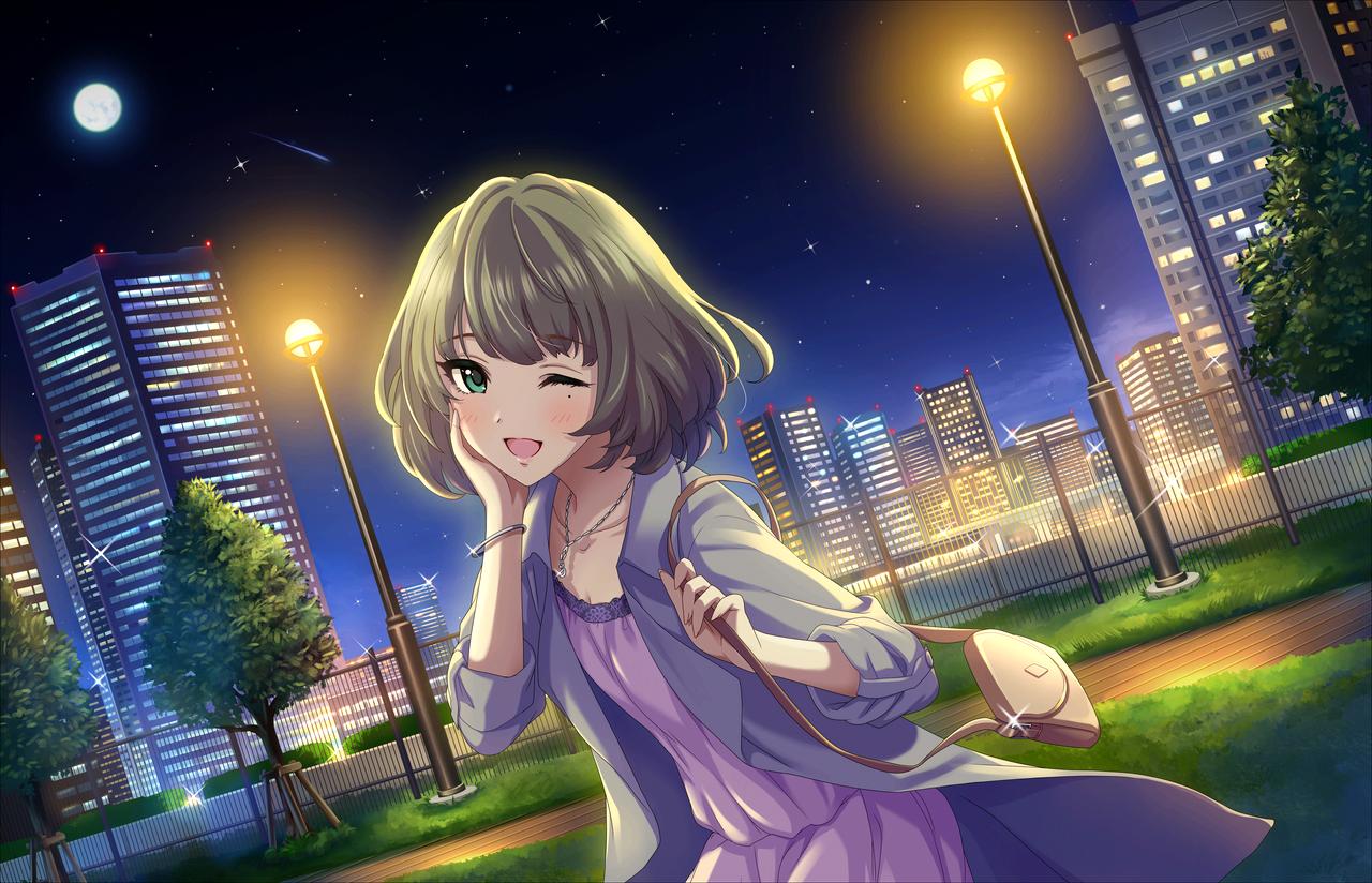 夜風の誘い - 高垣楓