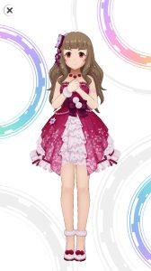 ドレスアップナイト - 神谷奈緒 - 3D 衣装