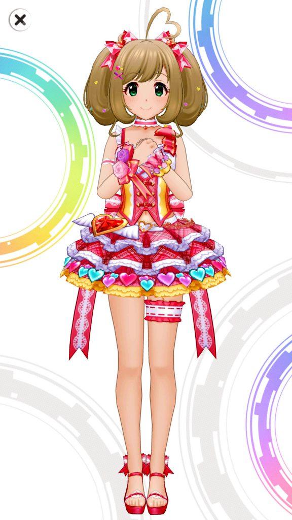 はぁとトゥハート - 佐藤心 - 3D 衣装