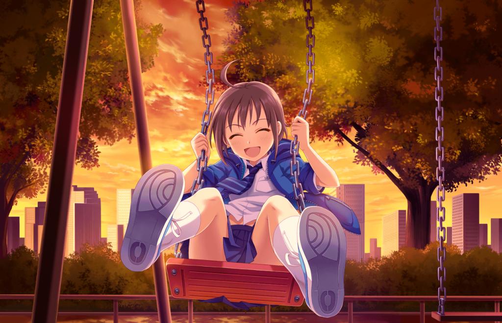 小さな自信家 - 脇山珠美