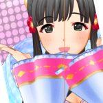 【デレステ】小早川紗枝の新旧3Dモデル比較