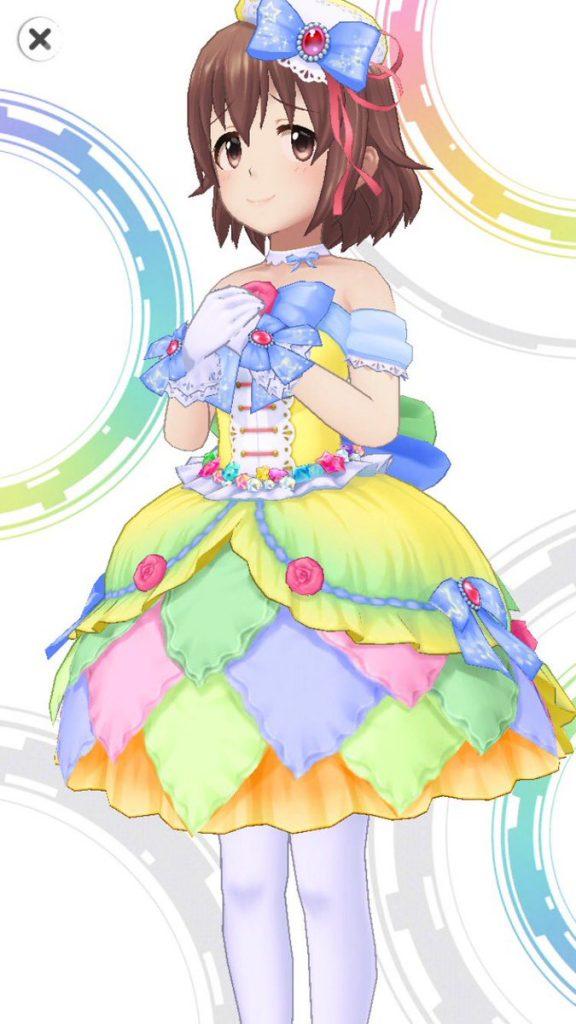 夢みるプリンセス - 喜多日菜子 - 3D 衣装