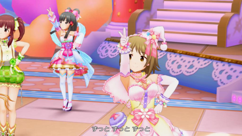 Happy×2 Days - ホワイトウィッチ 三村かな子 - スクショ