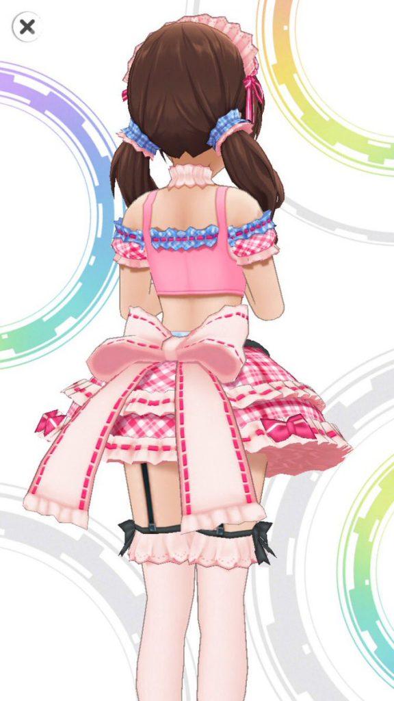 ラグジュアリーメモリー - 川島瑞樹 - 3D 衣装