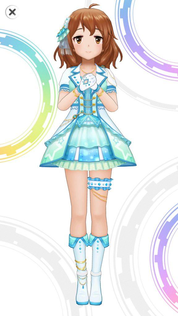 ネクスト☆ページ - 荒木比奈 - 3D 衣装