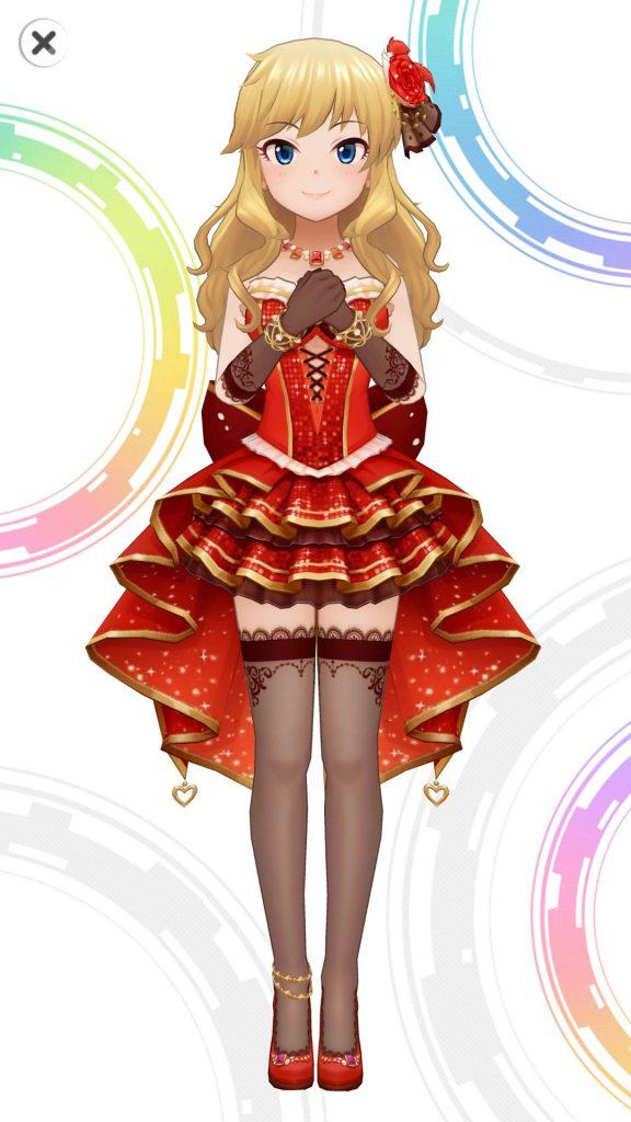 ソル・パライソ - 大槻唯 - 3D 衣装