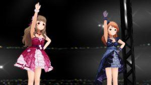 ドレスアップナイト - 神谷奈緒 - EVERMORE 3D スクショ