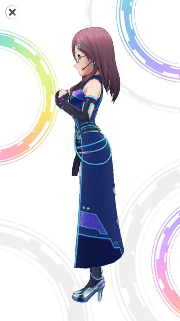 インサイド・エクステンド - 八神マキノ - 3D 衣装