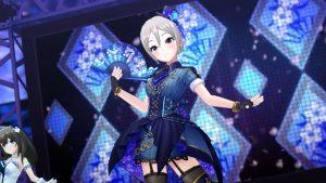 夜色の暁風 - 塩見周子 - 青の一番星 3D 衣装