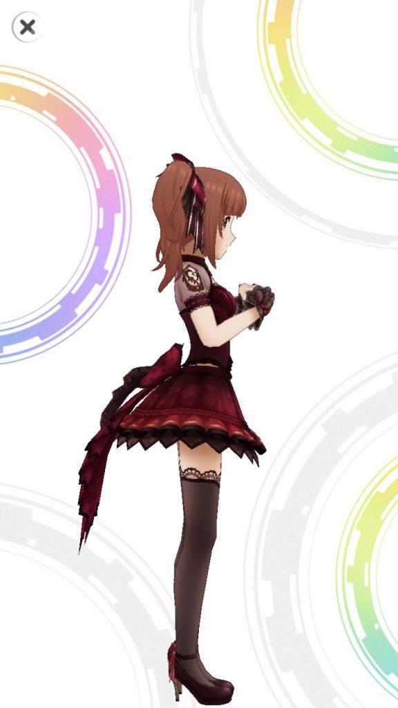 ドラマティック・ナイト - 五十嵐響子 - 3D 衣装