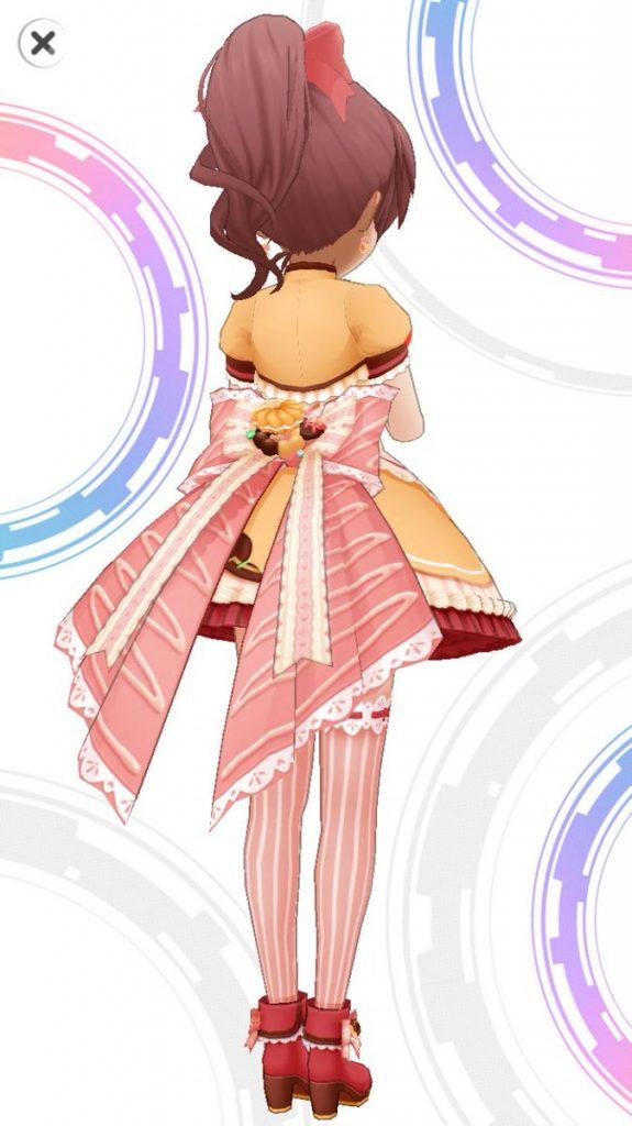 Ring♪Ring♪フィーリン - 椎名法子 - 3D 衣装