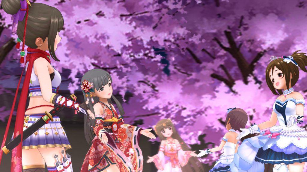 桜の頃 - 全員 - スクショ