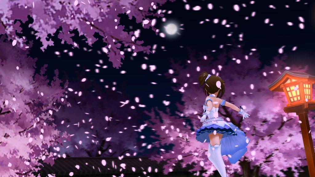 桜の頃 - 道明寺歌鈴 - スクショ