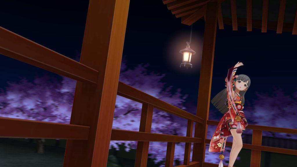 桜の頃 - 華ほころびる宴 小早川紗枝 - スクショ