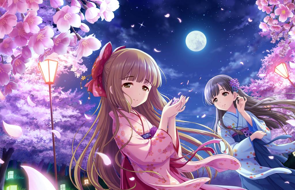 桜の頃 - 依田芳乃+