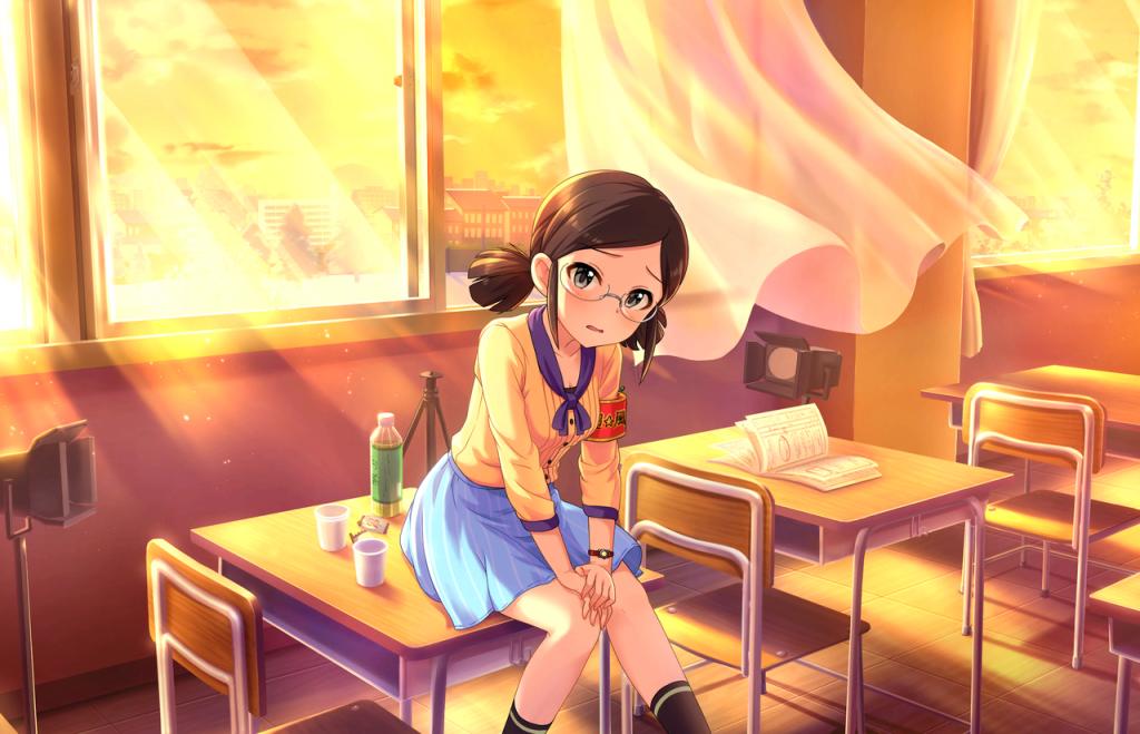 学園の超☆新星 - 冴島清美