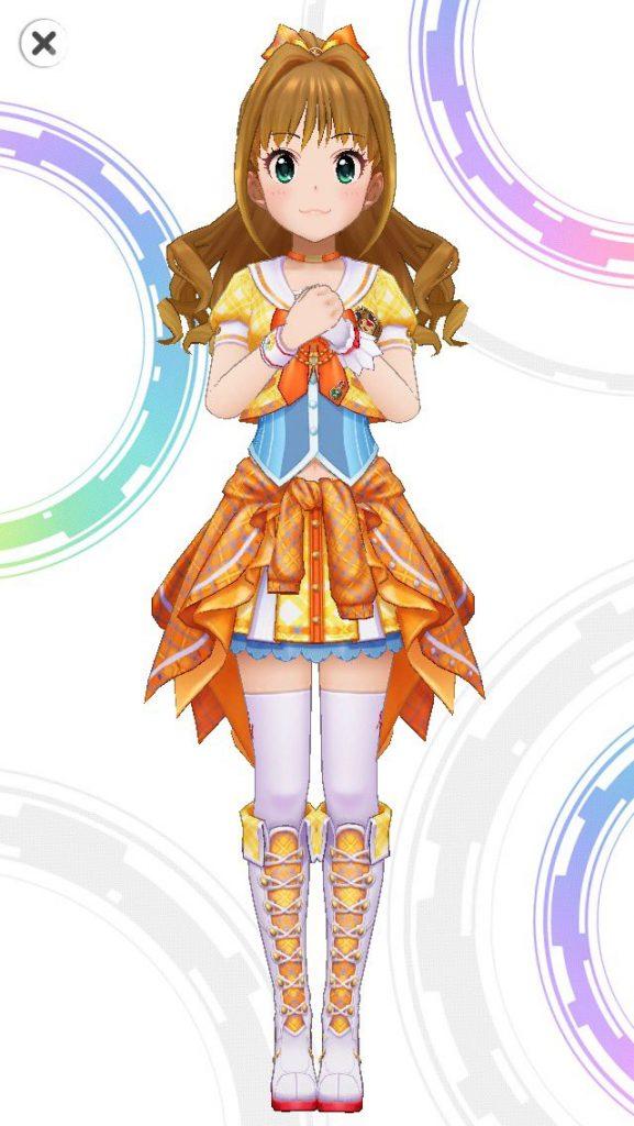 ポジティブパッション - 日野茜 - 3D 衣装