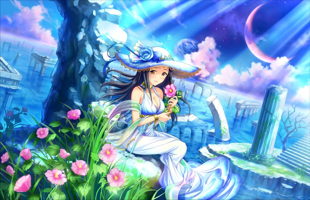 白波の歌姫 - 瀬名詩織+