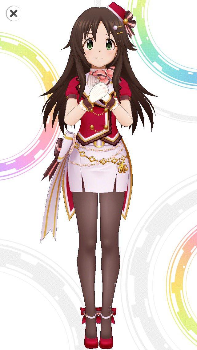 レッツゴー☆パレード - 姫川友紀 - 3D 衣装