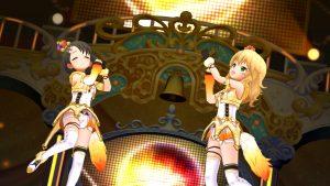 Yes! Party Time!! - 佐々木千枝 パーティータイムゴールド - 3D スクショ