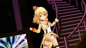 Yes! Party Time!! - 櫻井桃華 パーティータイムゴールド - 3D スクショ