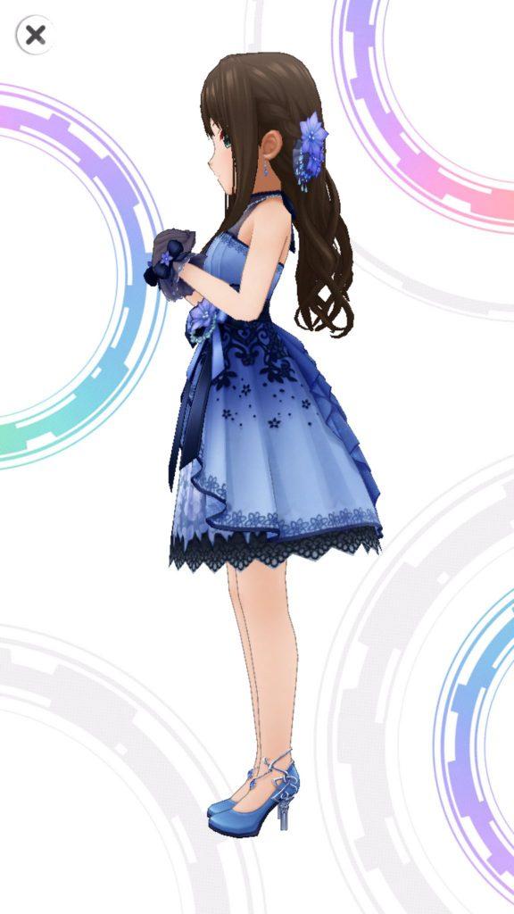エターナルブルーム - 渋谷凛 - 3D 衣装