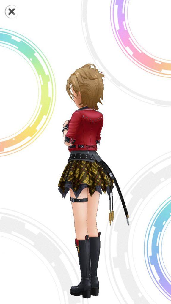 FEEL SO FREE - 木村夏樹 - 3D 衣装