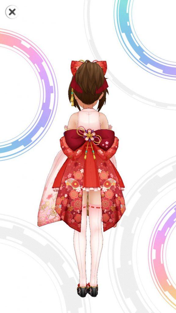 えにしの結び手 - 道明寺歌鈴 - 3D 衣装