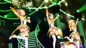 Yes! Party Time!! - 全員 - スクショ