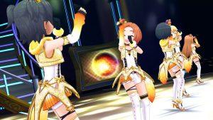 Yes! Party Time!! - 龍崎薫 パーティータイムゴールド - 3D スクショ