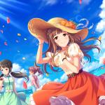 【デレステ】限定SR水本ゆかり[Kawaii make MY day!]の性能と特技を評価
