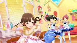 Kawaii make MY day! - エアリアルメロディア 水本ゆかり - スクショ