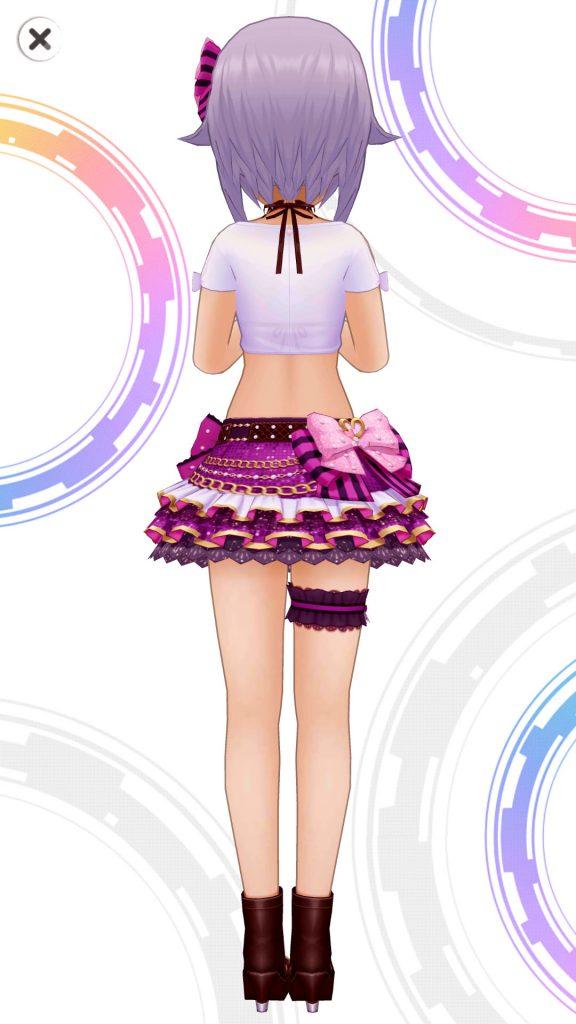 自称・パーリーピーポー - 輿水幸子 - 3D 衣装