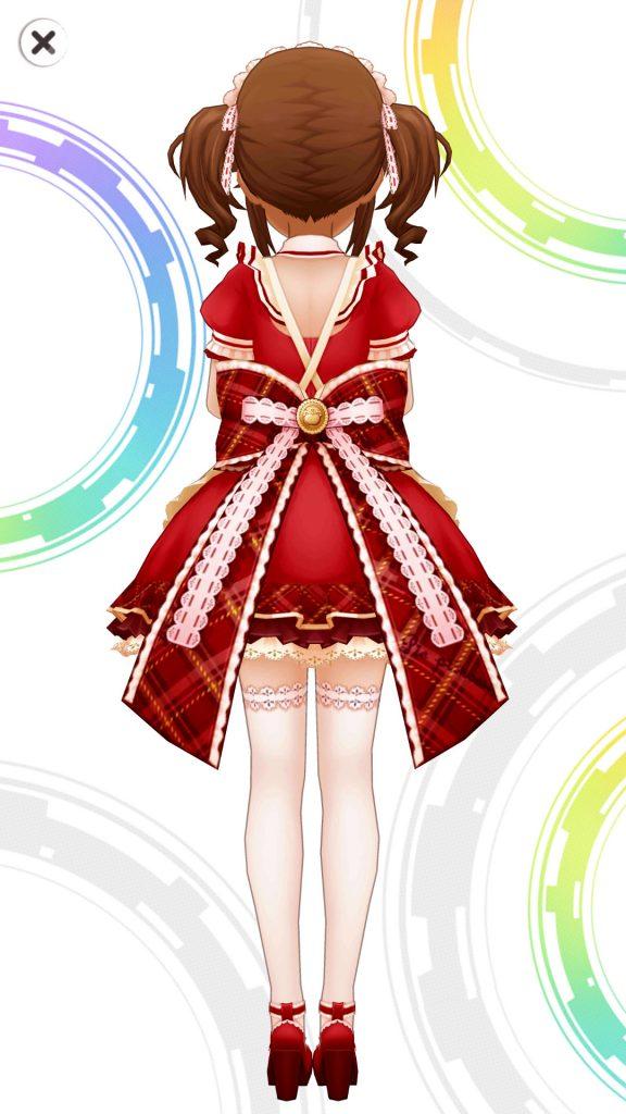 プライベート・メイド - 十時愛梨 - 3D 衣装