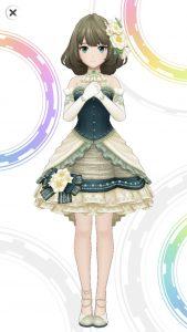 等身大の距離で - 高垣楓 - 3D 衣装